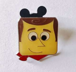 [交換優先] 迪士尼 toystory 胡迪 pin