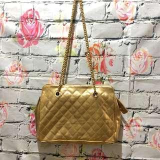 Gold Bag (preloved)