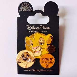 [交換優先] 迪士尼 獅子王 pin