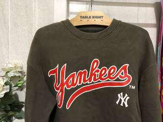 NY Yankees old skool jumper