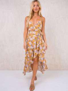 Princess Polly Wrap Dress