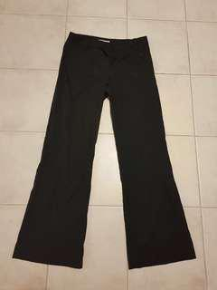 Cue pants trousers size 8 wide
