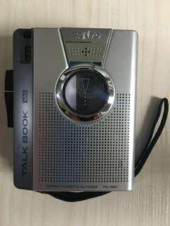 Sanyo 卡式錄音機