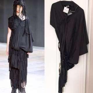 🆕Junya Watanabe Comme des Garcons Runway Fringe Top 上衣衫