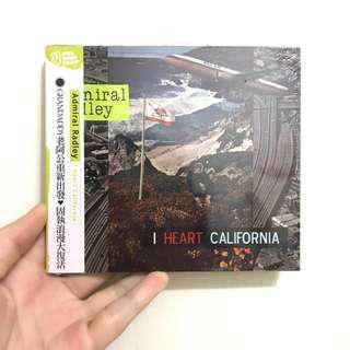 🚚 全新未拆 Admiral Radley〈I Heart California〉