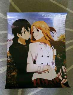 SAO Posters