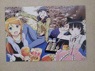 Oreimo A3 Posters