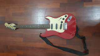 Hofma Stratocastor ST 33 Vintage Electric Guitar
