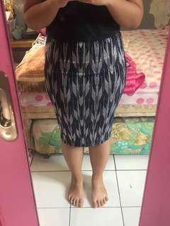 Dorothy Perkins - Below knee bandage skirt / Rok selutut