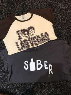 Kaos Santai Las Vegas & Sober, Set 2