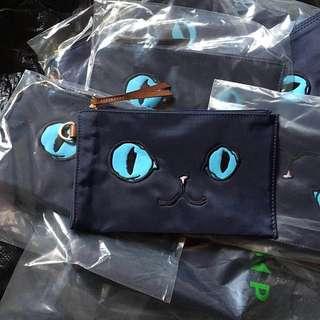 Miaou 貓咪零錢包 散紙包收納袋 證件袋