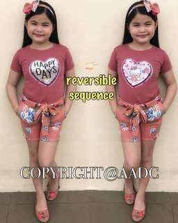 Reversible Sequence Terno