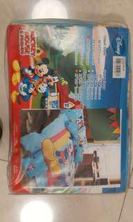 """全新雙人 Disney 54"""" 床笠連枕袋"""