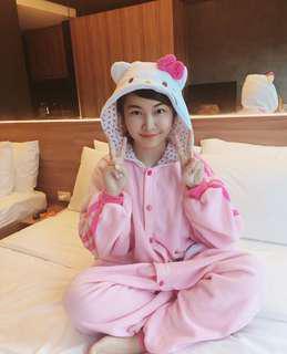 Hello Kitty Onesie Kigurumi Pajama