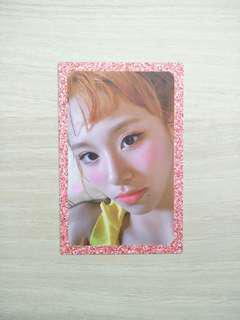 (wts)  chaeyoung dtna photocard