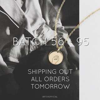 SHIPPING OUT ALL ORDERS TOMORROW ✨ | CUSTOM JEWELLERY