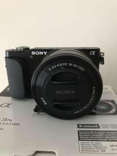 全新 加拿大版 100% brand new Bought from Toronto Sony digital camera NEX-3N