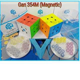 - Gan 354M (Magnetic) 3x3 for sale in Singapore / Gan 354 M