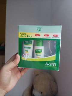 BISA BARTER❤ Acnes Starter Pack