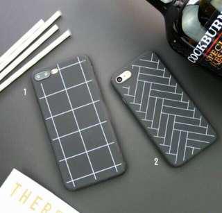 Black Case - Hardcase For IPhone