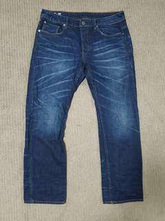 G Star Raw 3301 Straight Jeans