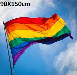 LGBT PRIDE flag (SALE)