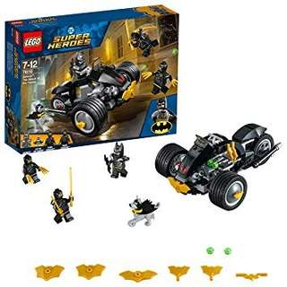 LEGO 76110 Attack of the Talons Super Heroes Batman