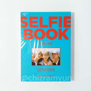 Kpop Exo-CBX Selfie Book