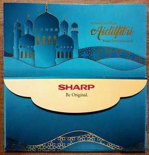 Sharp Sampul Raya /Raya Packets 2018