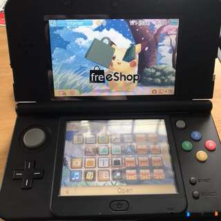 Modded B9S New 3DS Super Mario Maker Limited Edition