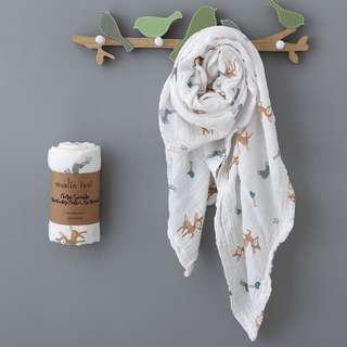 Muslin Cotton Swaddle