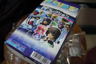 Gundam Seed Destiny 盒蛋