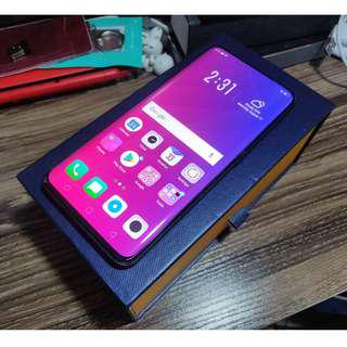 SOLD - [Local Set] OPPO Find X 128GB 8GB Bordeaux Red