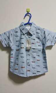 Carter's Boy Shirts