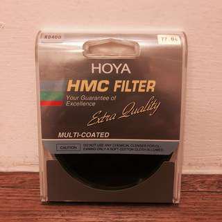 🚚 HOYA HMC Filter ND400 77mm