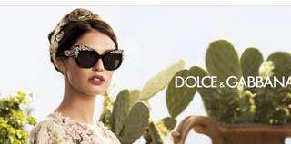Almond flowers dolce&gabbana limited edition eyewear collection bought for $1000 original