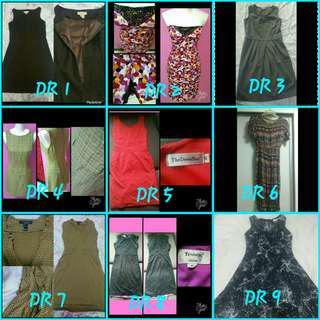 DRESSES 《SET 1》