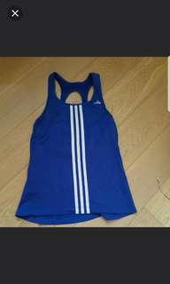addidas sports vest