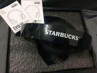 🚚 星巴克耳罩式耳機