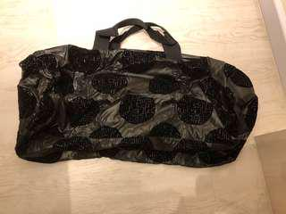 GOD foldable duffel bag