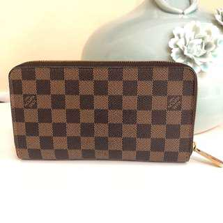 Authentic Lv Organizer wallet