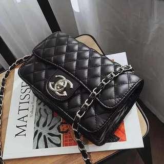 Chanel Inspired Sling Bag