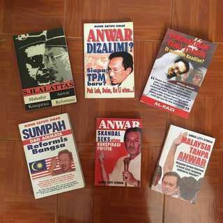 Anwar Book Collection