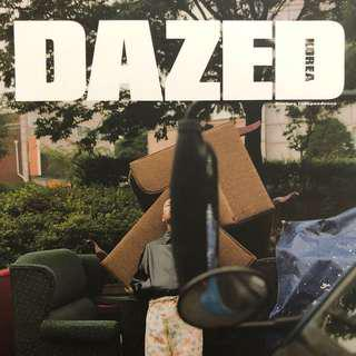 Dazed Korea Issue 112.1 (吳赫封面)