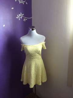 Bnew F21 lace dress