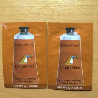 Crabtree & Evelyn Gardeners Hand Cream