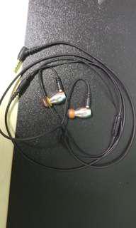 ToneMaker ShockWave III 5driver MusicMaker IEM MMCX