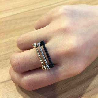 MY STACKABLE CUFF RINGS