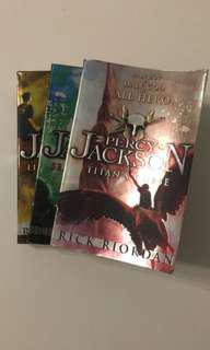 Percy Jackson (trilogy)