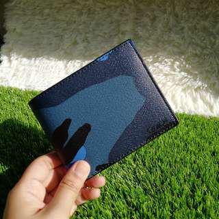 Original from US Outlet Coach Men's Wallet with Gift Receipt and Gift Box*